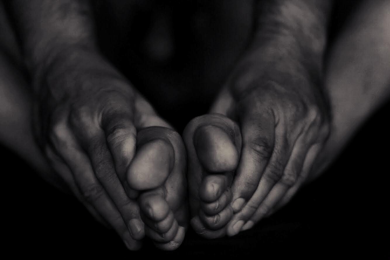 Jean-Marc pieds et mains