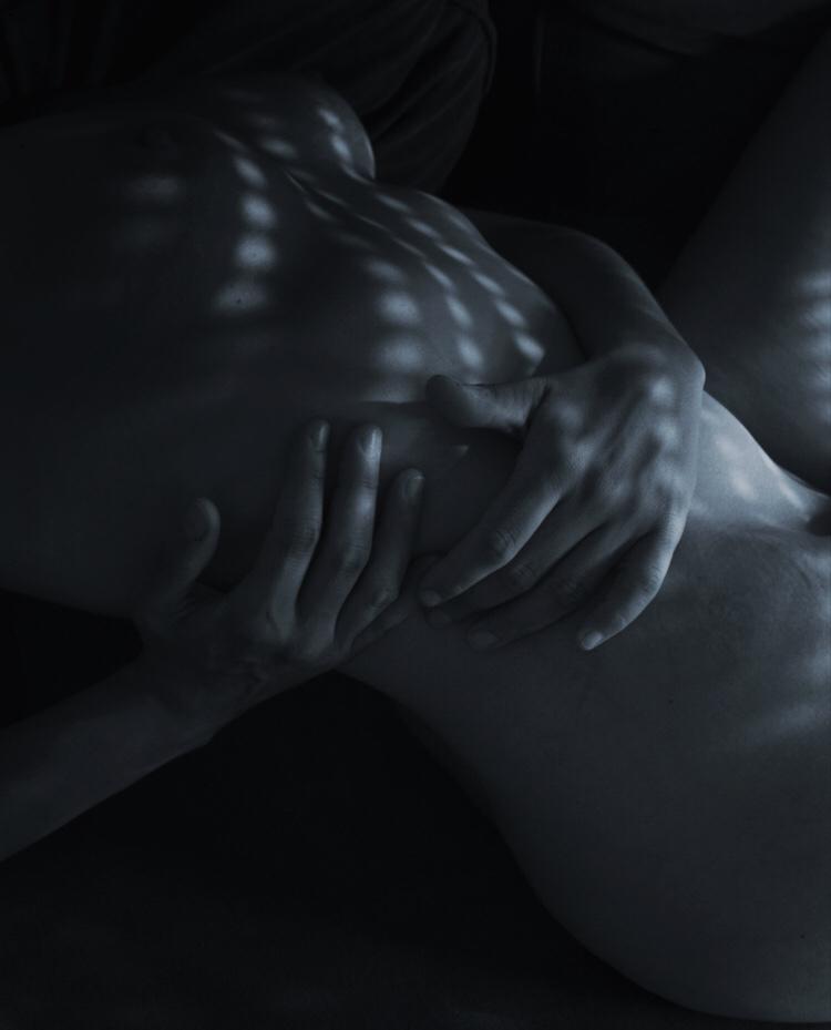 Femme et lumière