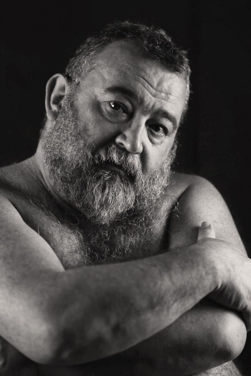 Alex Caurtijos portrait