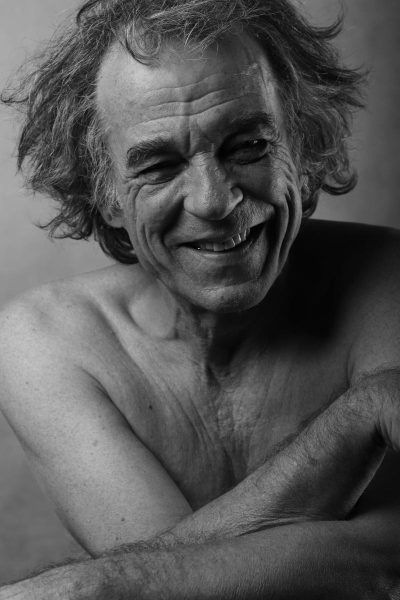 Christian InstinctPhoto portrait homme photo-thérapie