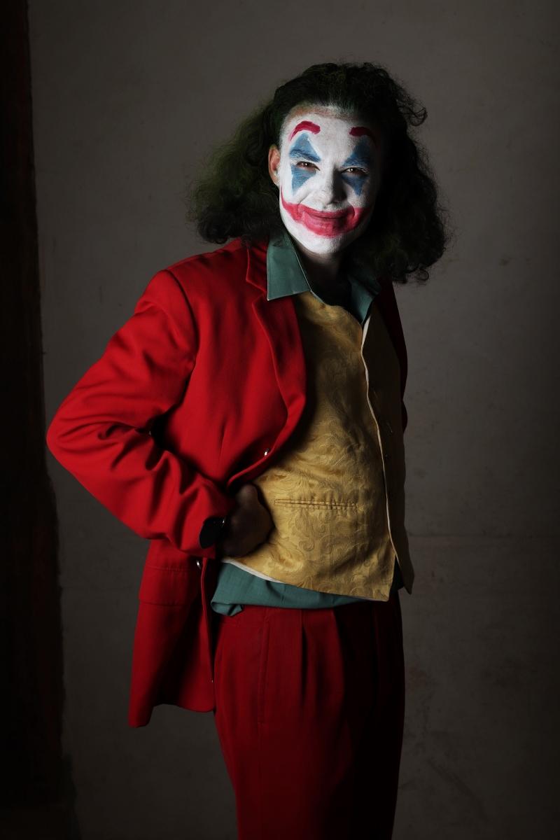 Le joker portrait photo-thérapie