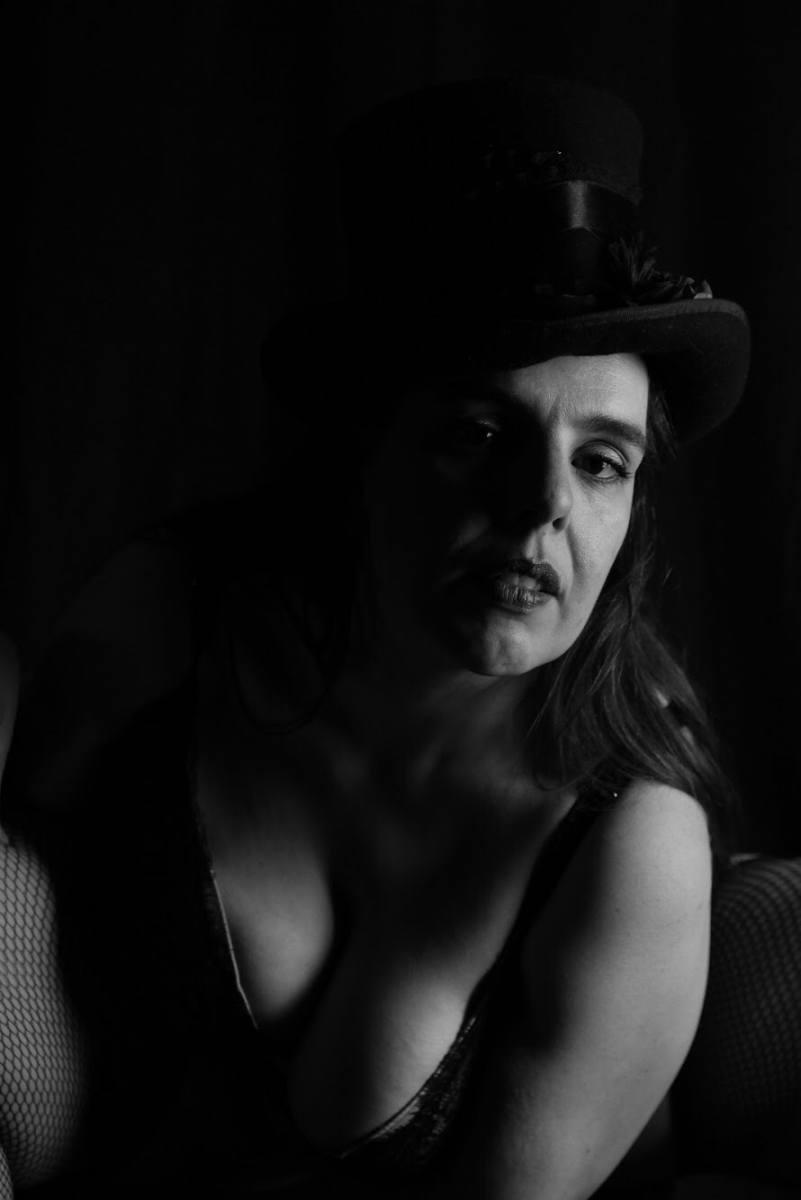 Sandra portrait femme photo-thérapie