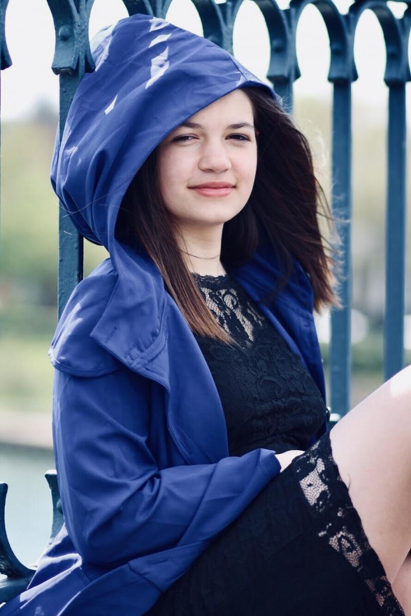 Morgane 13 ans