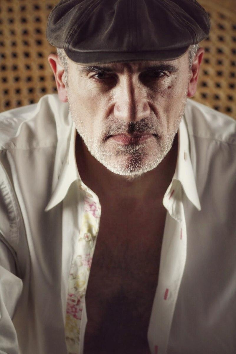 Laurent Courteau modèle homme portrait photo-thérapie
