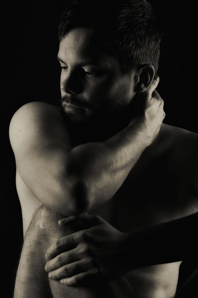 Vincent photographe portrait photo-thérapie