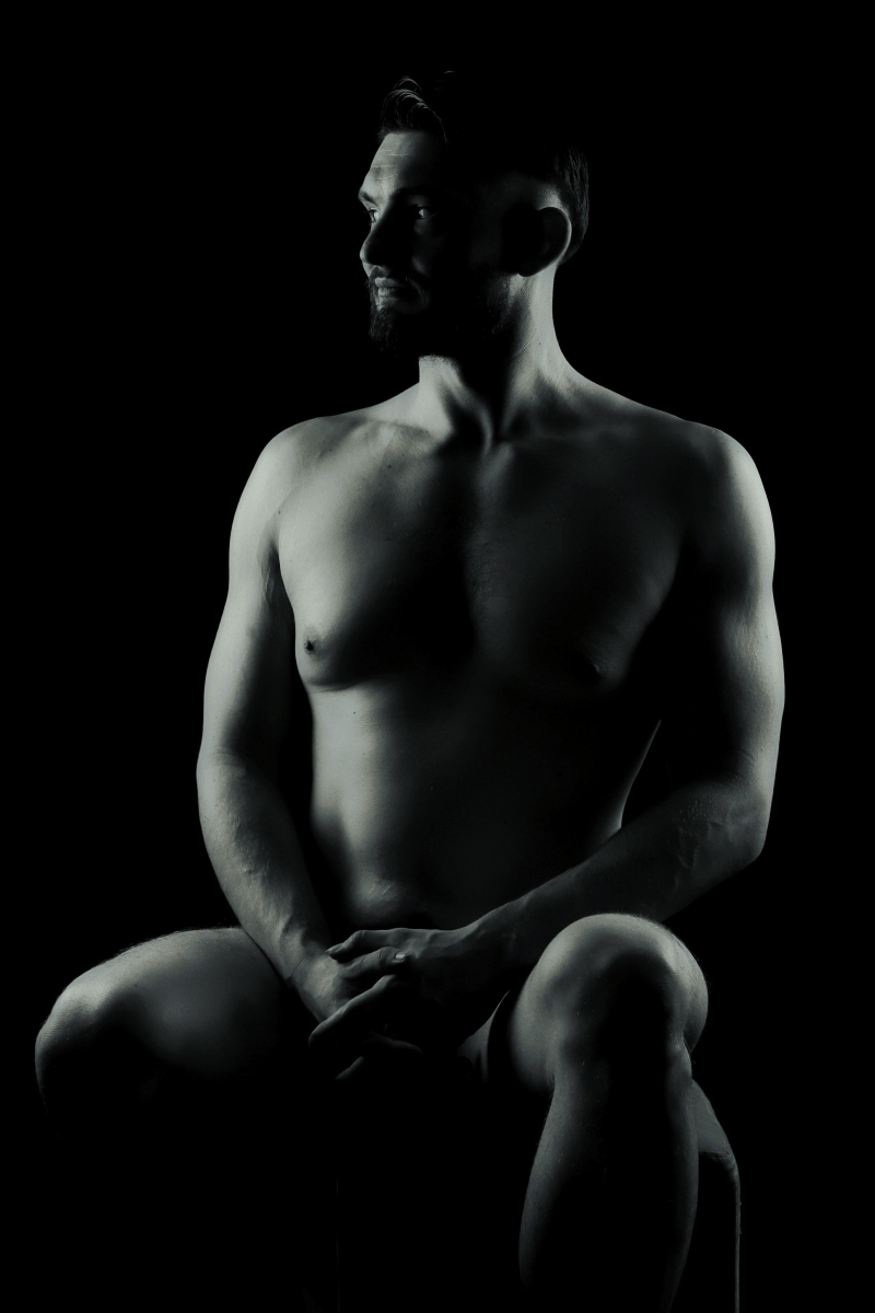 Jonathan homme photo-thérapie