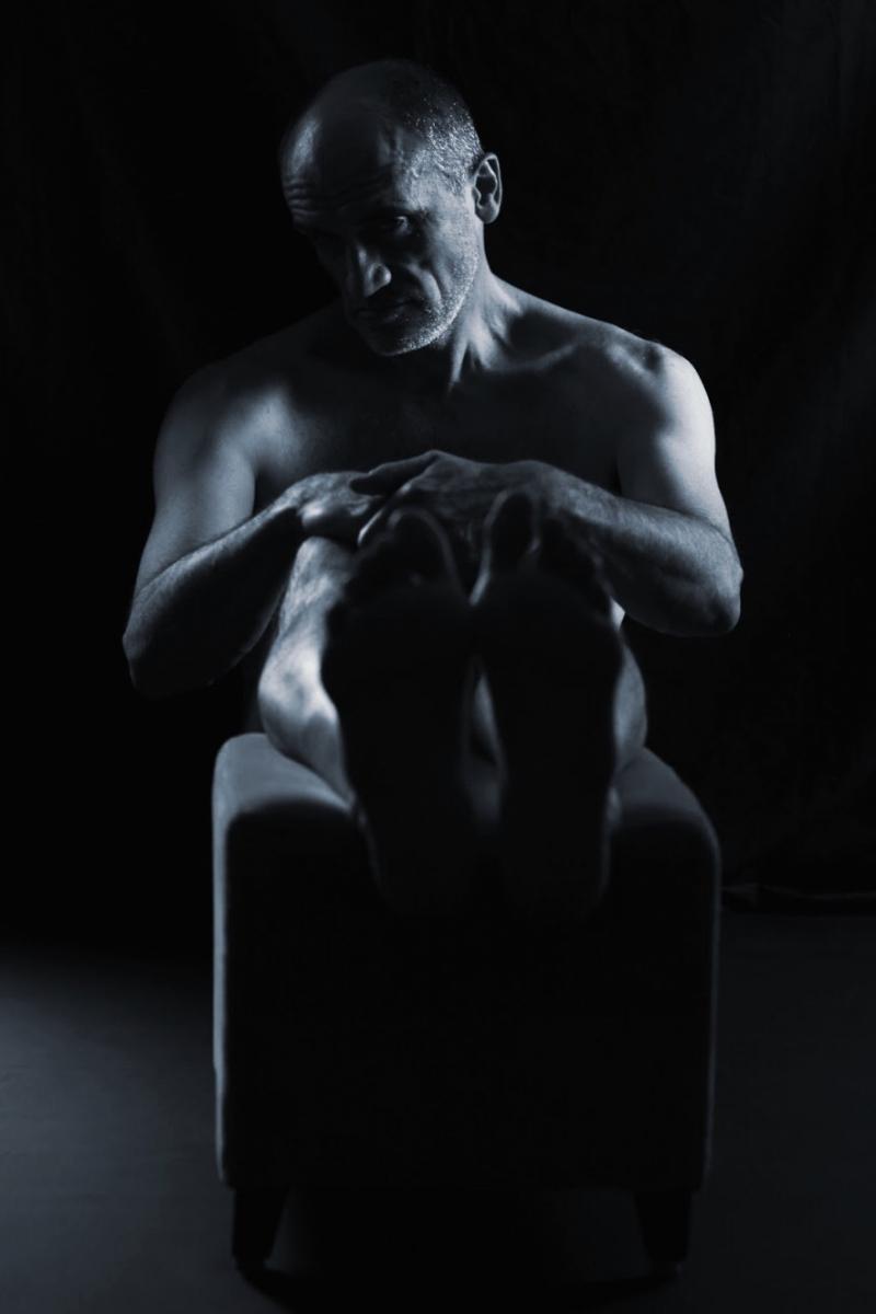 Laurent Courteau modèle