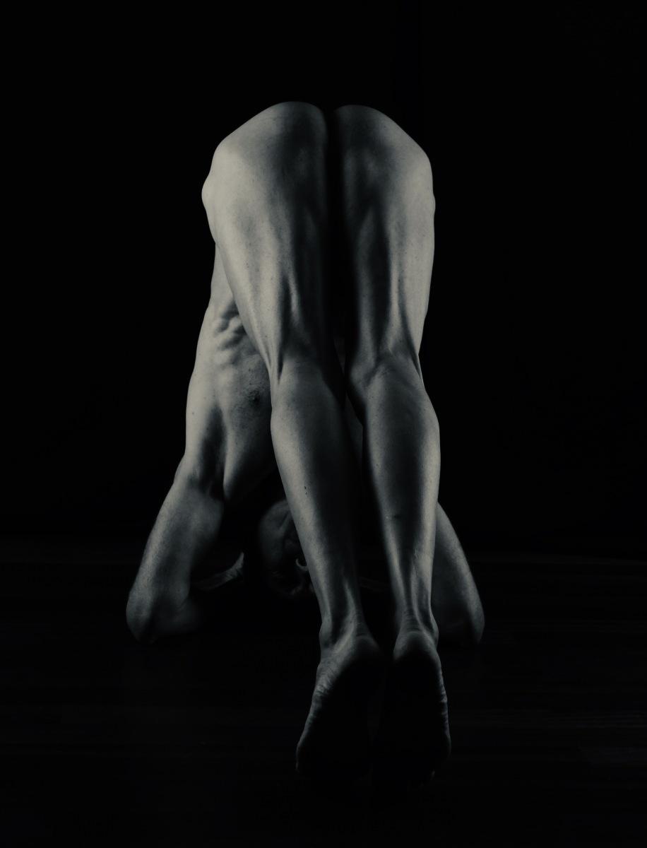 Le danseur à l'envers
