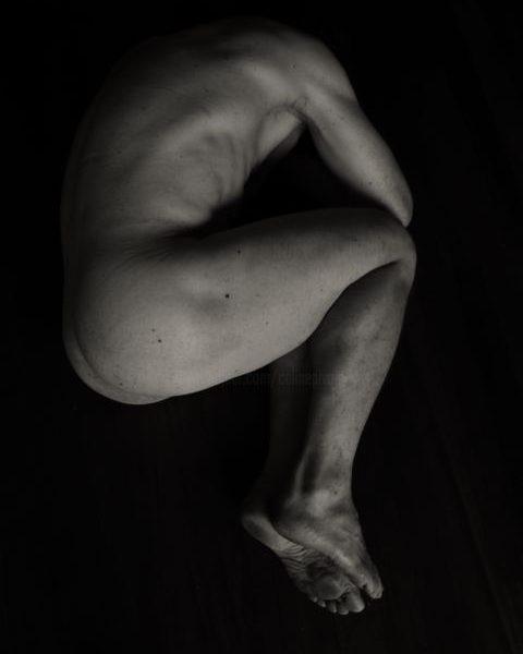 shooting modèle homme nu masculin artistique photothérapie photo-thérapie